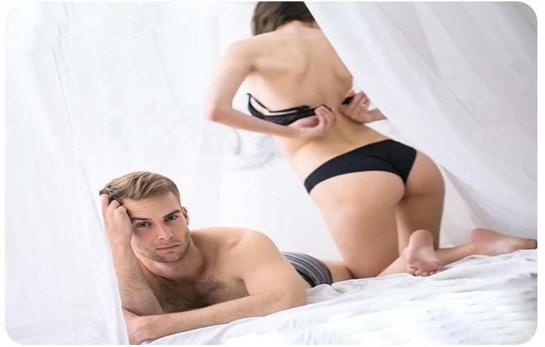 Основные причины почему муж не хочет секса.