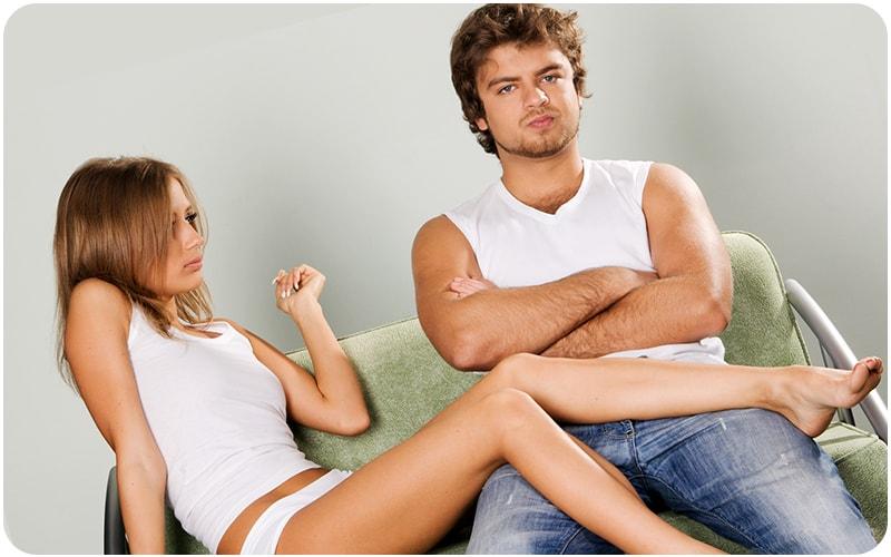 Почему мужчин не хочет секса со мной