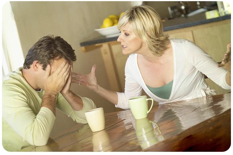 Почему у меня плохие отношения с мужем.