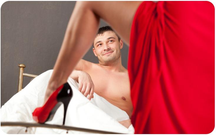 Как удовлетворить мужчину в постели