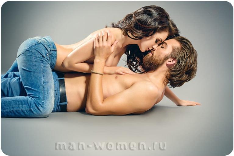Какие позы любят мужчины в сексе больше всего